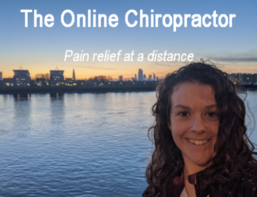 The Online Chiropractor – Pain relief at a distance