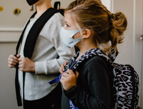 Protecting your child's back with 'back to school'